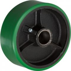 PCI (Polyurethane Tread Cast Iron Wheel)