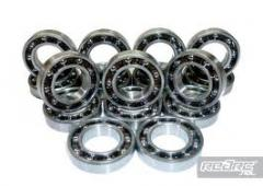 Bearings for suspension arm