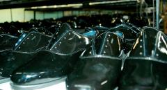 Raked Gateways shoes