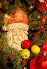 Woodend santa