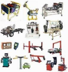 Menjual alat automotive equipment