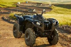 Yamaha Grizzly 700 FI Auto. 4x4 EPS Special Edition - 2013