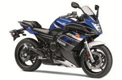 Yamaha FZ6R - Team Yamaha Blue/White 2013