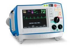 Zoll R Series ALS Defibrillator with Expansion Pack and NIBP