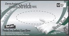 101200 Innovative Healthcare Corp., Inc. Gloves, Singles, Medium (7½ - 8), 100/bx, 4 bx/cs