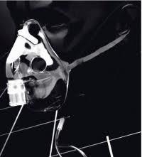 1100-0-50 Salter Labs Aerosol Therapy Masks. Adult extra-large comfort aerosol mask without aerosol tube. Elastic Headstrap, 50/case