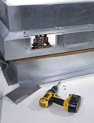Roofing curb machine