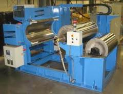 Coil coating machines