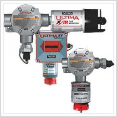 Permanent Gas Detection Ultima® XL/XT Series Gas Monitors