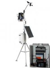 Remote Weather Station