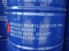 METHOXY PROPYL ACETATE (PMA)
