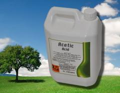 ACETIC ACID 80% (food and technical grades)