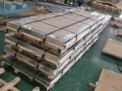 Cold steel plates