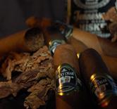 Lucky Cigar habano