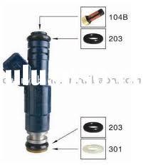 Gasoline Injector Seal Kits