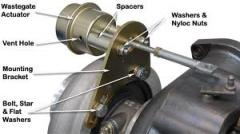 Turbo Wastegate Actuators