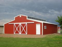 VersaTube Building Systems, Horse Barn