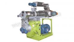 Wood pellets mill for biofuel