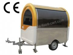 Multi-functional Food Concession Trailers for Sale