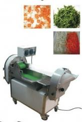 Lettuce cutting machine banana cutting machine