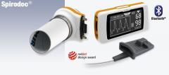 MIR Spirodoc Oxi Diagnostic Spirometer w/