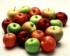 Red Delicious apple, Granny Smith Apple
