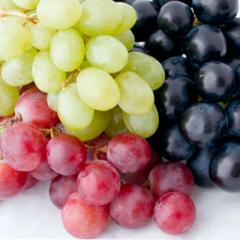Grapes, Grape green, Seedless grapes, Red grapes