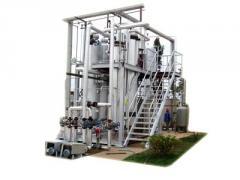 Hydrogen Generating Power Plant by Methanol