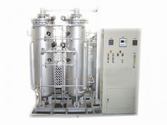 Nitrogen/Oxygen Generating Plant by Membrane
