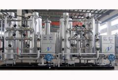 Hydrogen Generating Power Plant by Ammonia