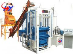 HY-QT5-20 interlock brick making machine price