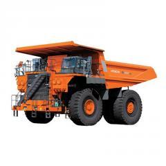 Hitachi Rigid Frame Truck - EH4000ACII