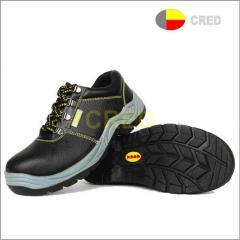 T078L zapatos de cuero de seguridad industrial