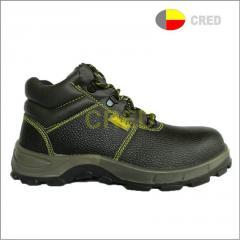 Zapatos de puntera de acero de seguridad industrial