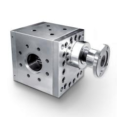 Melt Gear Pump for Extrusion