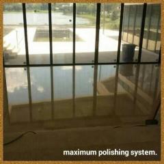 Maximum polishing system