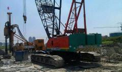 Hitachi crawler crane 150 ton for sale