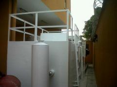 Equipment for sewage treatment, industrial enterprises