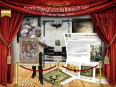 Аntique rugs Masters Hassan Nezanidoost