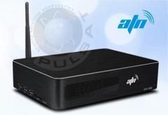 ATN-2000 Arab TV Net IPTV Set Top Box and Subscription 550 Channels