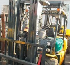 Komatsu forklift 5 ton for sale, FD50-8,