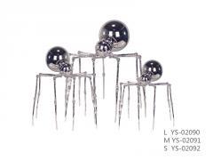 Fashion Spider Decoration Metal Crafts Sculpture Decorating Ideas Accessories