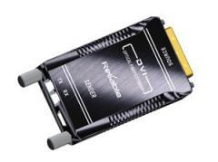 DVM-6712 Series LCx2 UHD DVI Fiber Optic Extender