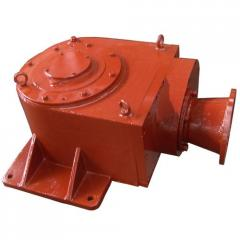 CZJ Type Agitator Special-Used Right Angle Shaft Reducer