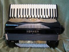 HOHNER GOLA 414 ACCORDION 1964
