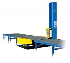 ETA300PPS-RCT Fully Automatic Online pallet wrapper