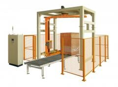 EAR400PPS –ATR Fully Automatic Online pallet wrapper
