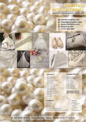 Bridal Fabrics & Accessories