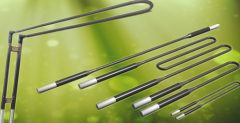 MoSi2 heating elements rods