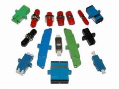 Fiber Optic Adapter, PC, UPC, APC, SM, MM